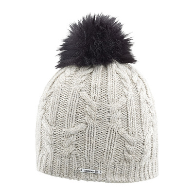 SALOMON - IVY - Beanie - Women's - natural