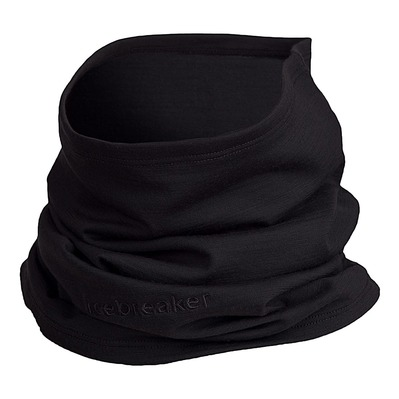 ICEBREAKER - FLEXI CHUTE - Neck Warmer - black