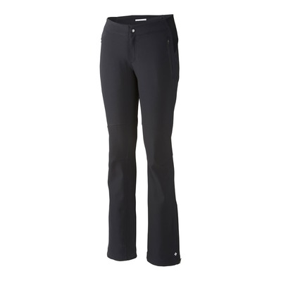 COLUMBIA - BACK BEAUTY PASSO ALTO - Pantaloni Donna black