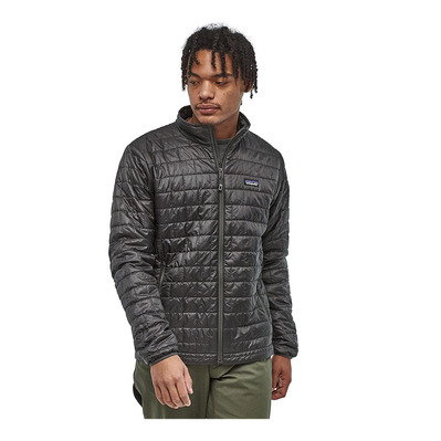 PATAGONIA - Down Jacket - Men's - NANO PUFF black