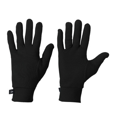 ODLO - ORIGINALS WARM - Glove Liners - black