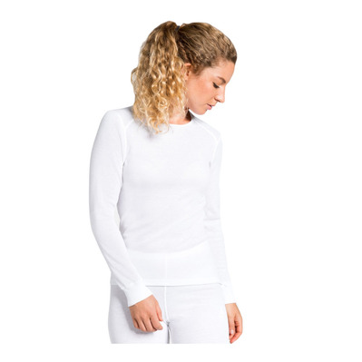 ODLO - ACTIVE ORIGINALS WARM - Base Layer - Women's - white