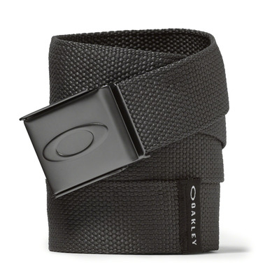 OAKLEY - ELLIPSE WEB BELT - Ceinture Homme blackout