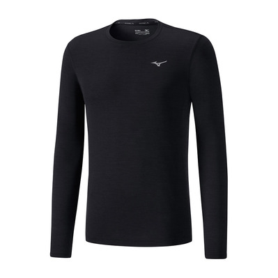 MIZUNO - IMPULSE CORE - Maillot Homme black