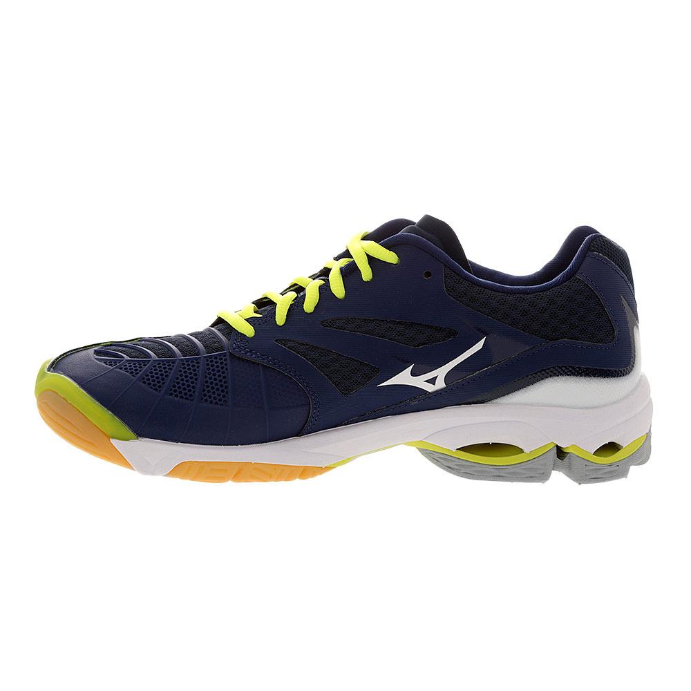Chaussures indoor homme WAVE LIGHTNING Z3 blue depthswhite