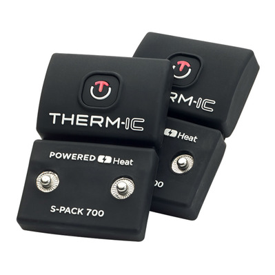 THERM-IC - S-PACK 700 - Batterie x2 noir