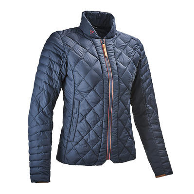 HORSE PILOT - Down Jacket - Women's - SOFTLIGHT night blue