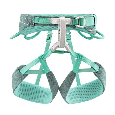 PETZL - SELENA - Harness - Women's - heather green