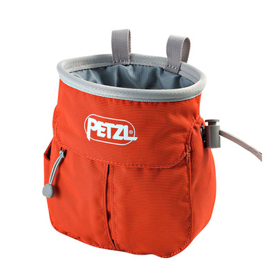 PETZL - SAKA - Chalk Bag - orange