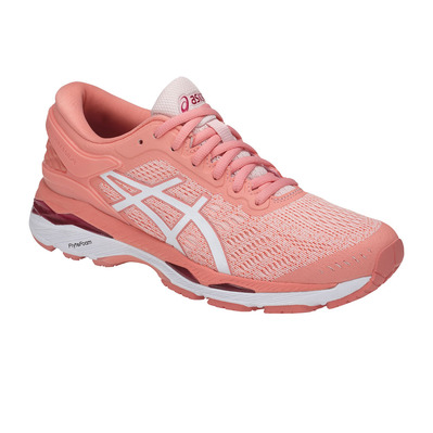 ASICS - GEL-KAYANO 24 - Running Shoes - Women's - seashell pink/white/begonia pink