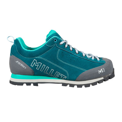 MILLET - Hiking Shoes - Women's - FRICTION ocean depths