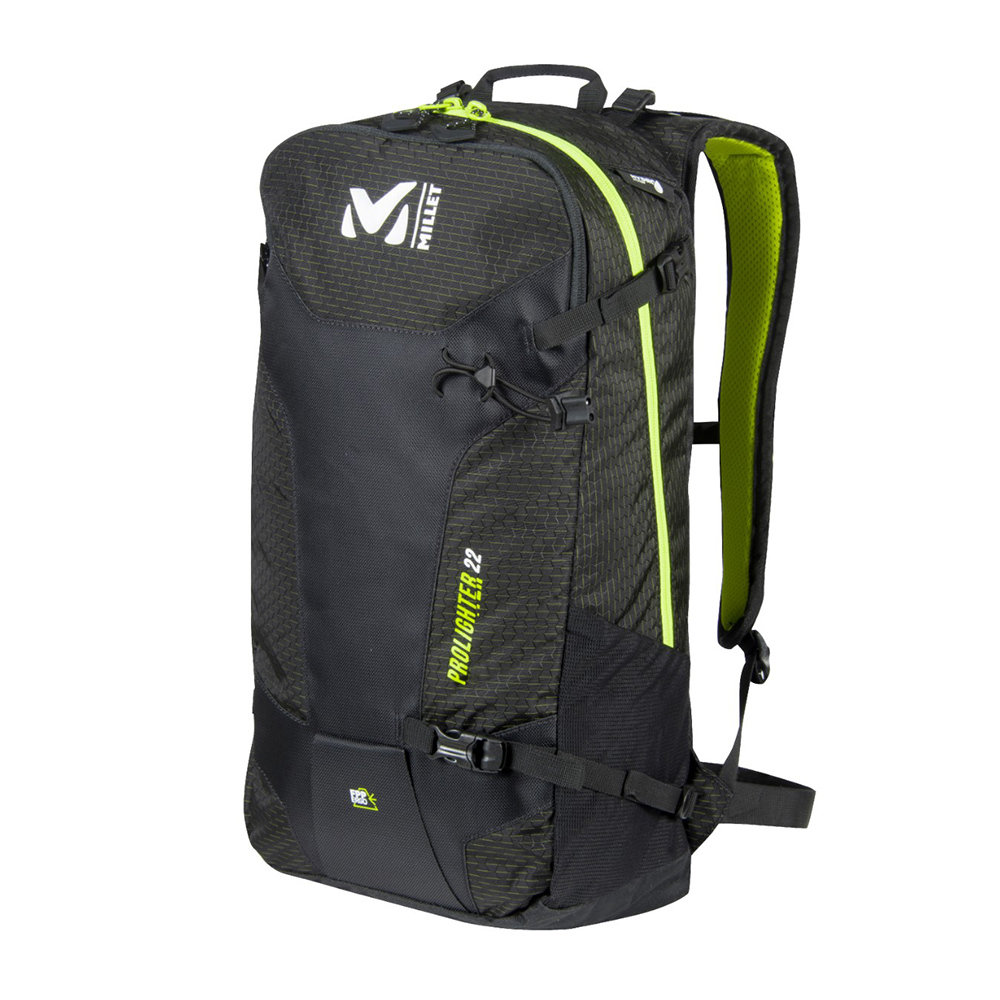 MILLET - Millet PROLIGHTER 22L - Mochila black