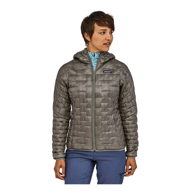 PATAGONIA - MICRO PUFF - Doudoune Femme feather grey