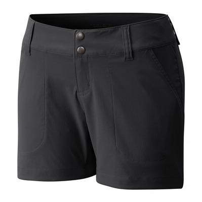 COLUMBIA - SATURDAY TRAIL II - Short Femme black