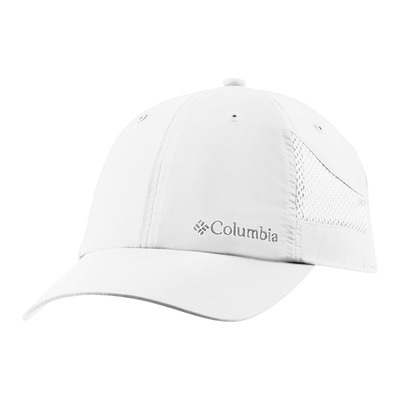 COLUMBIA - TECH SHADE - Casquette white/white