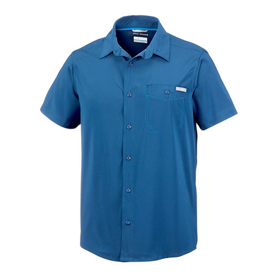 COLUMBIA - TRIPLE CANYON - Shirt - Men's - carbon