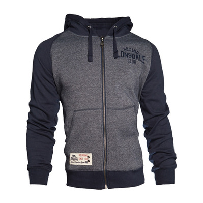 LONSDALE - Sudadera hombre SLOUGH navy