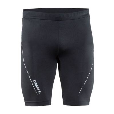 CRAFT - ESSENTIAL - Mallas cortas hombre black