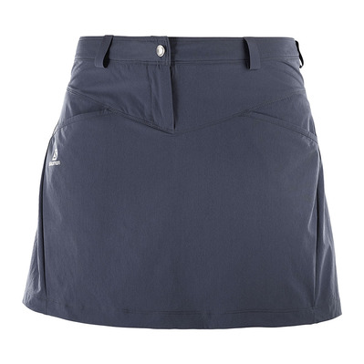 SALOMON - WAYFARER - Skirt - Women's - graphite