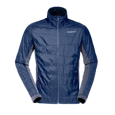NORRONA - FALKETIND ALPHA60 - Isolationsjacke Männer indigo night