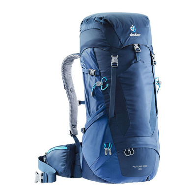 DEUTER - FUTURA PRO 36L - Backpack - night blue/steel blue