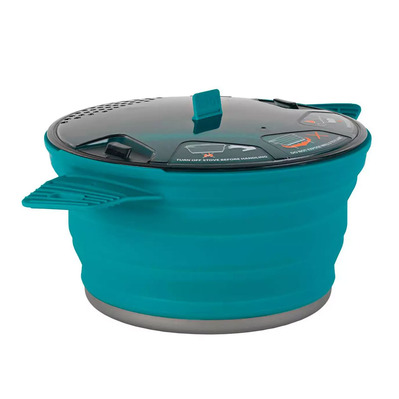 SEA TO SUMMIT - Pot - XPOT turquoise blue