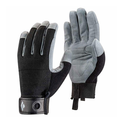 BLACK DIAMOND - CRAG - Gloves - black
