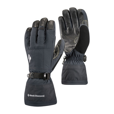 BLACK DIAMOND - SOLOIST - Gloves - black