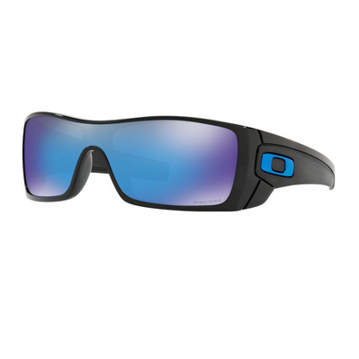 OAKLEY - BATWOLF - Occhiali da sole polished black/prizm sapphire