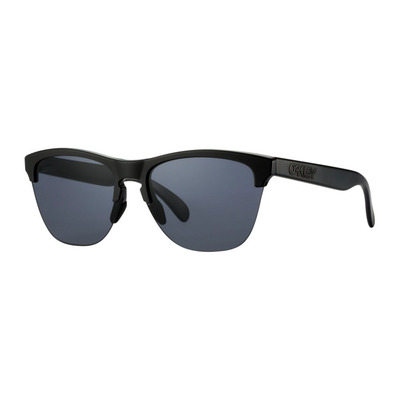 OAKLEY - FROGSKINS LITE - Sunglasses - matt black/grey