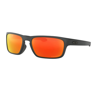 OAKLEY - SLIVER STEALTH - Polarised Sunglasses - matt black/prizm ruby