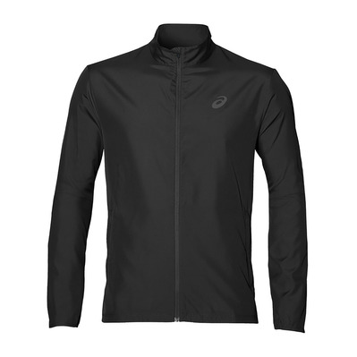 ASICS - SILVER - Jacket - Men's - performance black