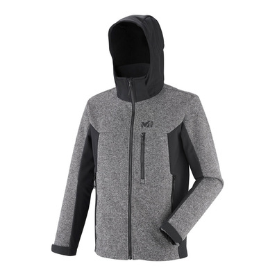 MILLET - PAYUN HOODIE - Jacket - Men's - deep heather