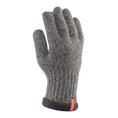 MILLET - WOOL - Guantes grey/black
