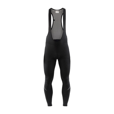 CRAFT - IDEAL THERMAL - Bib Tights - Men's - black