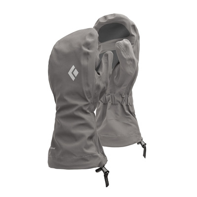BLACK DIAMOND - WATERPROOF - Fäustlinge smoke