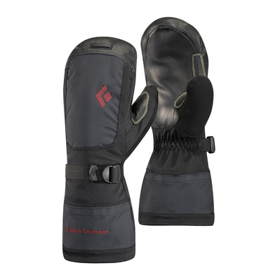 BLACK DIAMOND - MERCURY - Mittens - Women's - black