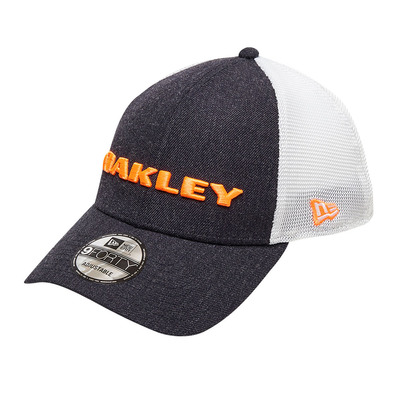 OAKLEY - HEATHER NEW ERA - Casquette Homme fathom
