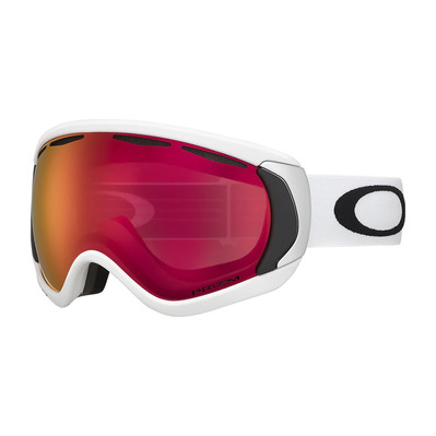 OAKLEY - CANOPY - Masque ski matte white/prizm torch iridium