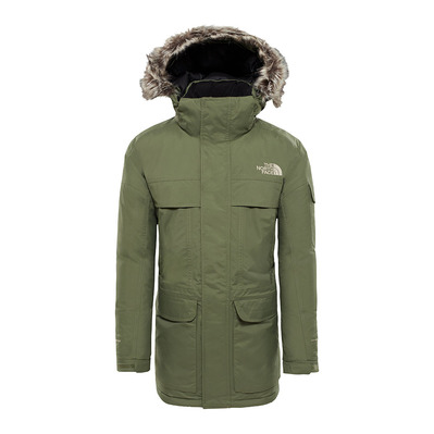 THE NORTH FACE - MURDO - Veste Homme four leaf clover
