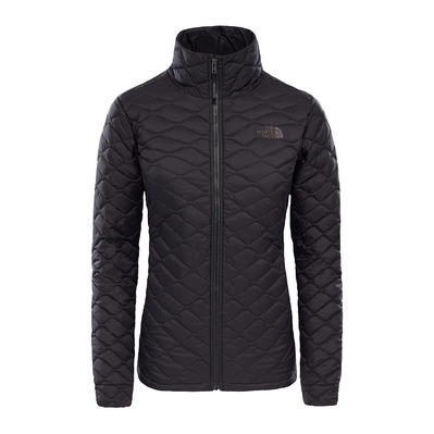 THE NORTH FACE - THERMOBALL - Anorak mujer tfn black matte