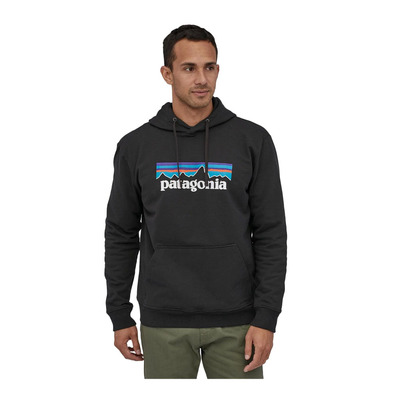 PATAGONIA - P-6 LOGO UPRISAL - Sweatshirt - Men's - black