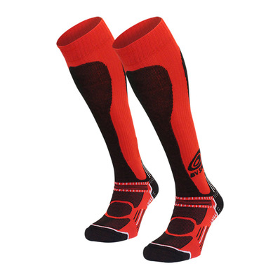 BV SPORT - SLIDE EXPERT - Calcetines red