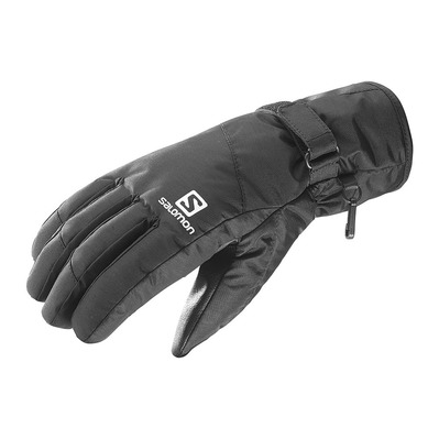SALOMON - FORCE DRY - Gants Homme black