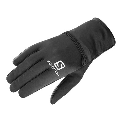 SALOMON - FAST WING WINTER - Guantes convertibles black