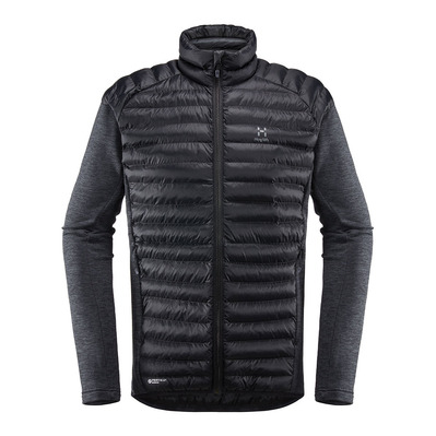 HAGLOFS - MIMIC HYBRID - Hybrid Jacket - Men's - true black