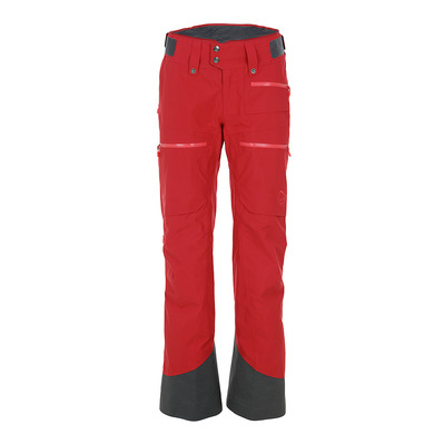 NORRONA - Gore-Tex® Pants - Women's - LOFOTEN INSULATED jester red