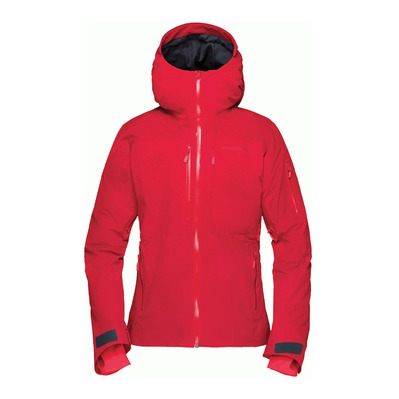 NORRONA - Gore-Tex® Jacket - Women's - LOFOTEN INSULATED jester red