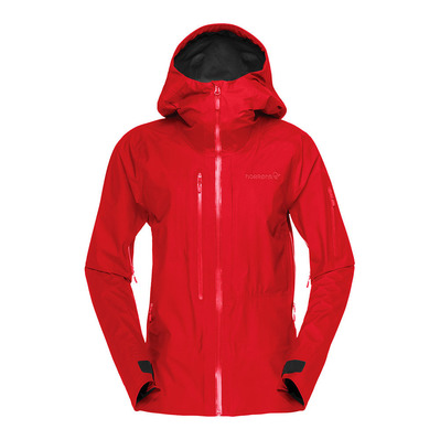 NORRONA - Gore-Tex® Jacket - Women's - LOFOTEN ACTIVE jester red