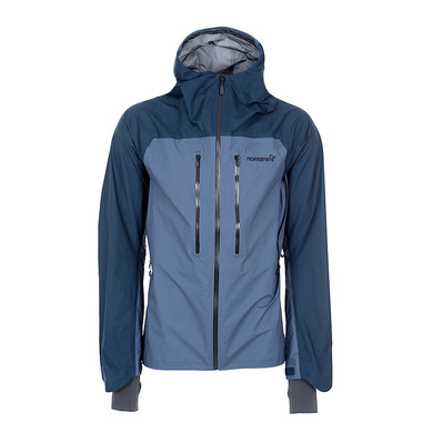 NORRONA - Gore-Tex® Jacket - Men's - LYNGEN indigo night